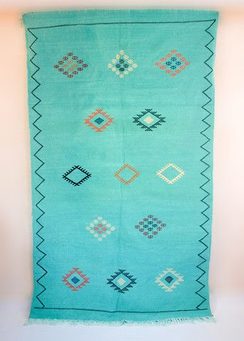 Summer Breeze Handmade Moroccan Rug