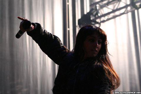 Mala Rodríguez - Viña Rock 2014