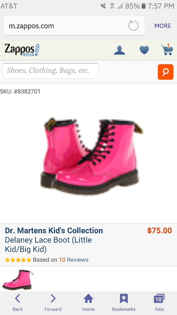 Hot pink docs for E