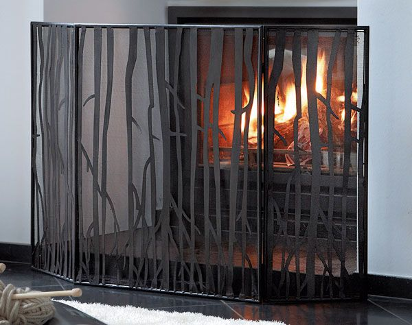 meer dan 1000 idee n over pare feu chemin e op pinterest. Black Bedroom Furniture Sets. Home Design Ideas