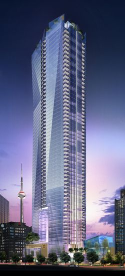 Virtuoso PREVIEW: Shangri-La Toronto - Opening August 2012