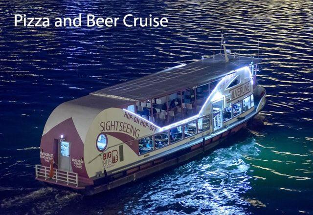 Budapest Danube Cruise  http://www.silver-line.hu/