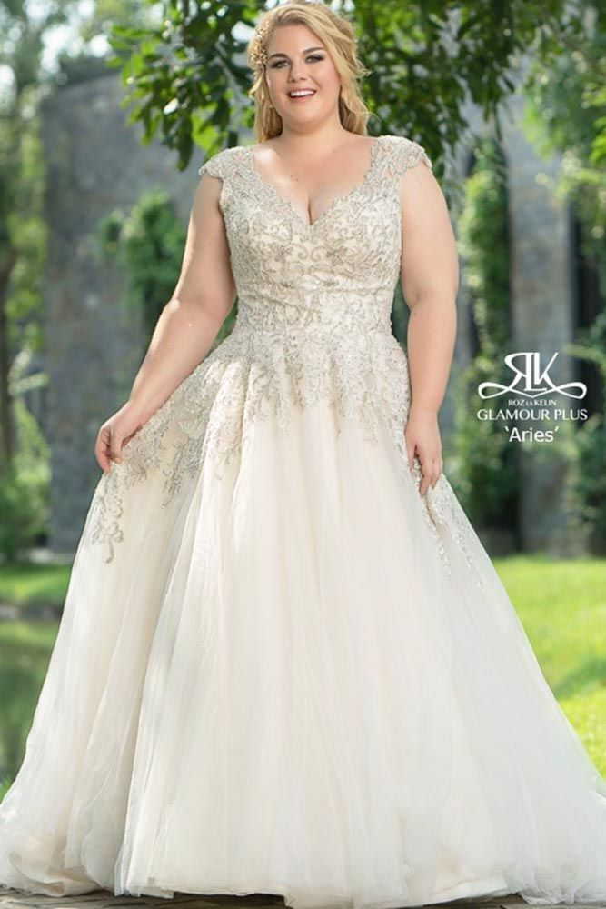Plus Size Wedding Dresses For The Most Beautiful And Curvy Brides Wedding Dresses Australia Wedding Dress Champagne Wedding Dresses Plus Size