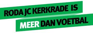 Roda JC Kerkrade is méér dan voetbal