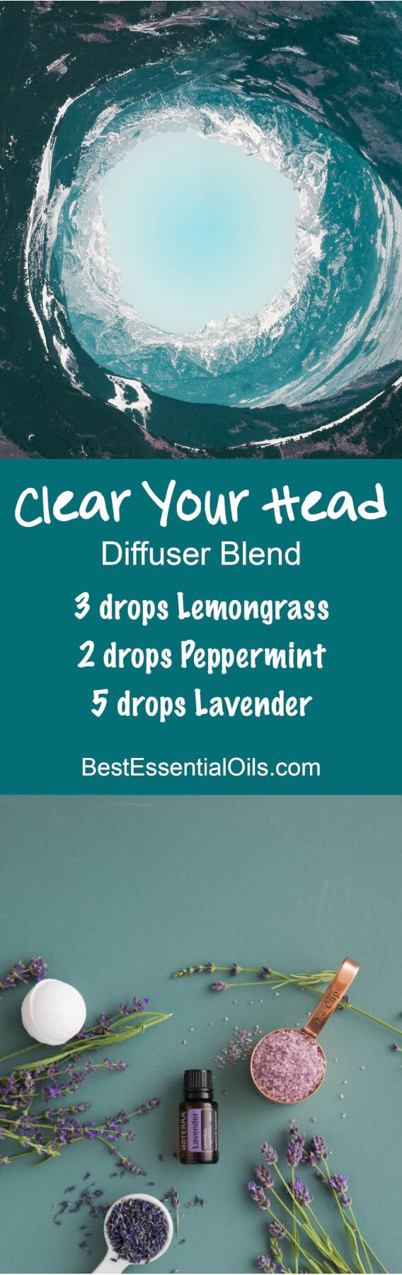 9e98dd2ff0cb7a0f31f077ed35b4811f Clear Your Head Essential Oils Diffuser Blend ••• Buy dōTERRA essential o...