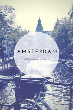 Insider Tipps Amsterdam #amsterdam #liliesdiarytravel