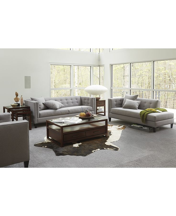 Braylei Track Arm Sofa Collection