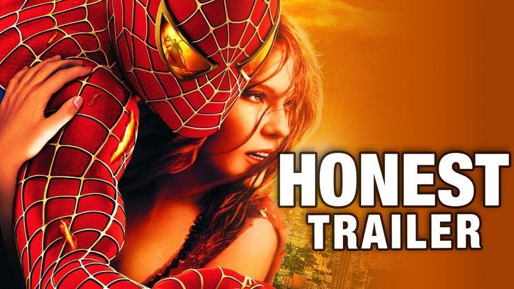 Honest Movie Trailers - Sam Raimi's Original 'Spider-Man' Movie Trilogy by Screen Junkies