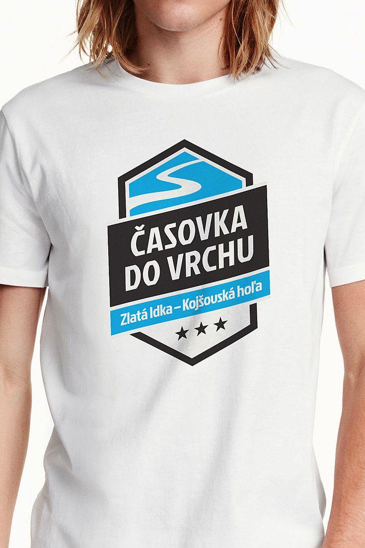 Grafický návrh logotypu pre cyklistický pretek