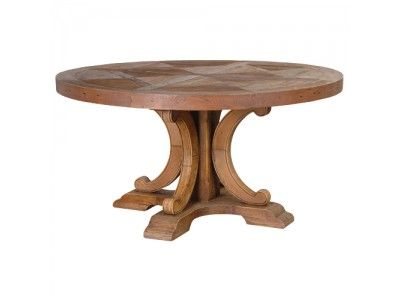 Rustic Round Dining Table For 8 25 best tables images on pinterest | round dining tables, dining