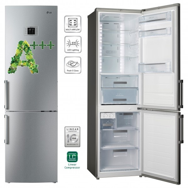 LG Electronics (LG), a global leader and technology innovator in home appliances, today launches its first A+++ Fridge Freezer, their most energy-efficient fridge freezer to date.