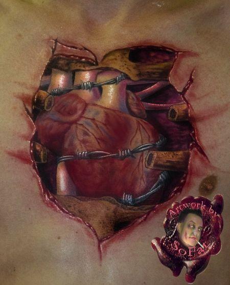 Heart By SoFat