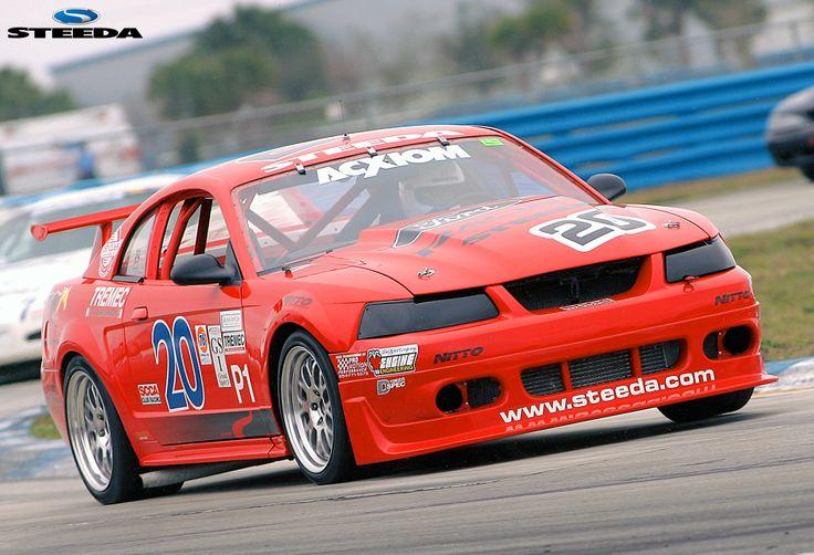 2003 Steeda Mustang Race Car Racing Amp Rally Pinterest