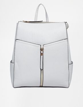 Asos NEW LOOK XHATCH FORMAL BACKPACK