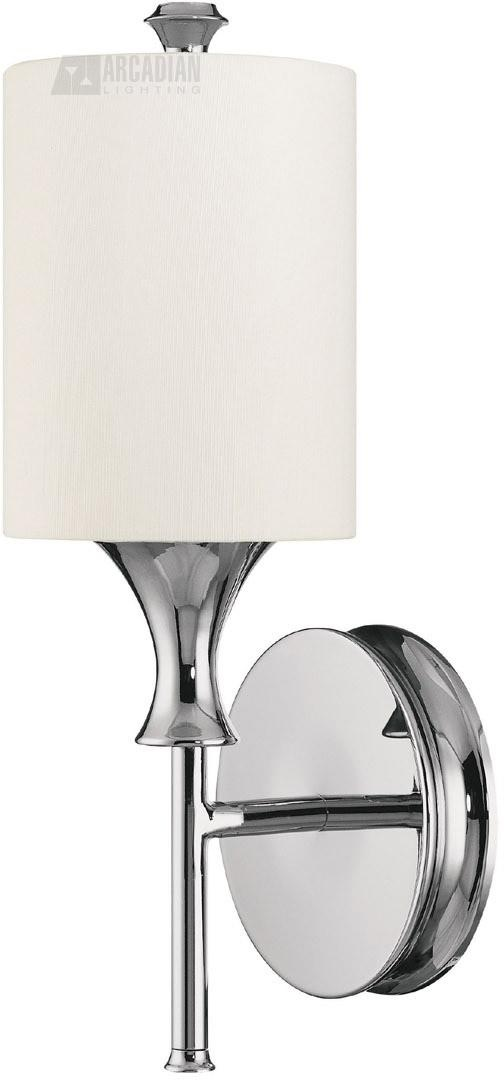 Capital Lighting 1171PN-489 Studio Transitional Wall Sconce CP-1171PN-489 - 65.00