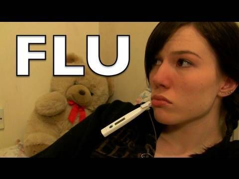 HOW TO: Have FLU (Kate's Lessons) Ep3