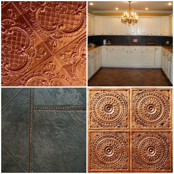 wood copper kitchen accent design | 80 best images about Copper for the home on Pinterest ...