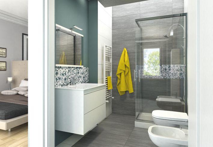 17 migliori idee su bagno in camera su pinterest wet for Idee bagno in cabina