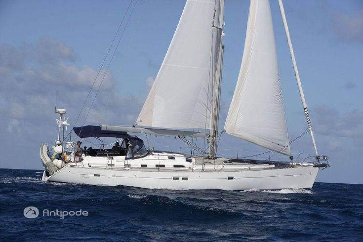 2008 Beneteau Oceanis 523 Sail Boat For Sale - www.yachtworld.com