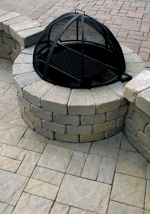 13 best outdoor firepits images on pinterest backyard ideas build it yourself outdoor fire pit kit easy to assemble outdoorliving solutioingenieria Image collections