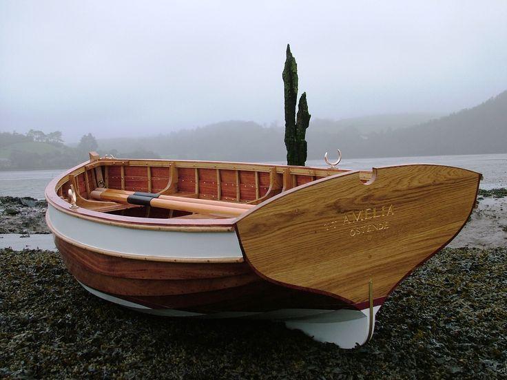 Stirling & Son 9ft clinker dinghy
