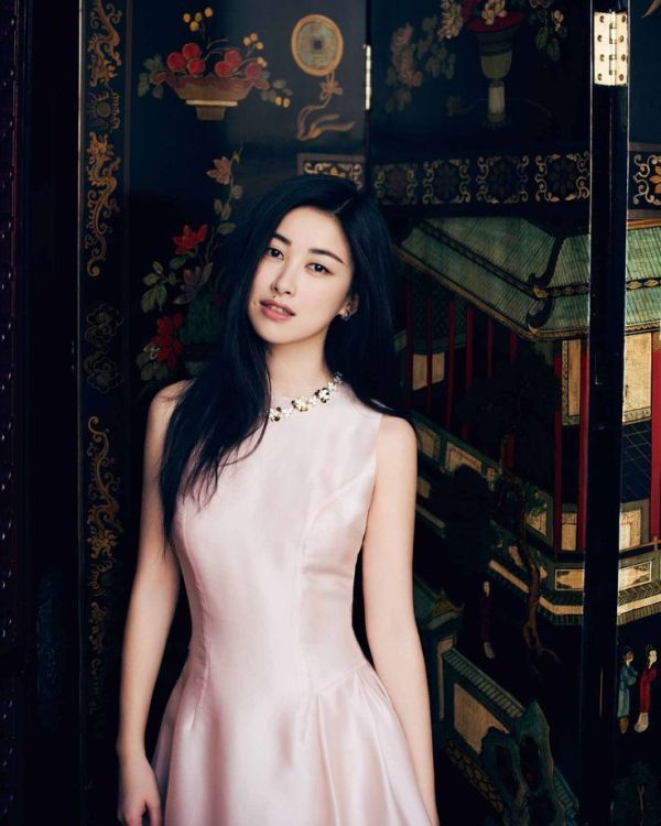 We were the first ones to reveal to you Salman Khan's heroine in Tubelight is Chinese actress Zhu Zhu and now we get 11 beautiful pictures of the actress that will make you excited for the film...