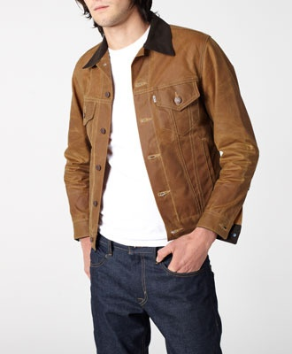 Levi's x Filson trucker jacket