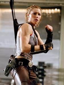 Jessica Biel as Scarlett