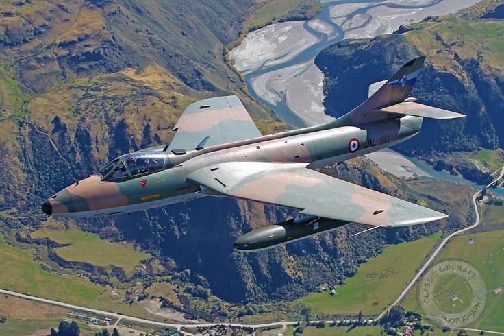Hawker HUNTER fighter
