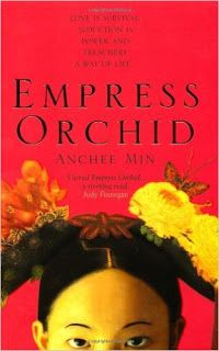 Empress Orchid (1) - Anchee Min Historical novel that tells the biography of the last Empress of China, since her teenage years when she moved in to the Forbidden City as one of the concubines of Emperor Hsien Feng, until she becomes a Widow Empress of the throne. The story recreates all the torments she had to cope with in a fierce competition of 3000 concubines to win the affection of the Emperor…