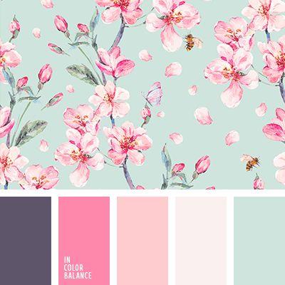 """""""пыльный"""" розовый, бежевый, бирюзовый, бледно-голубой, бледно-лиловый, бледно-розовый, кремовый цвет, лиловый цвет, оттенки лилового, палитра для ремонта, палитра цветов для дома, подбор цвета для квартиры, розовый, фиолетовый."""