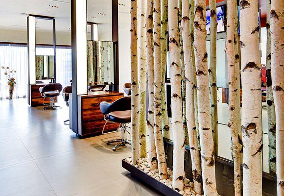 Bringing nature into the salon - Le Posh Salon Spa - L.A.