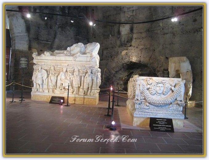 Pamukkale Hierapolis Arkeoloji Müzesi (Denizli) - Forum Gerçek
