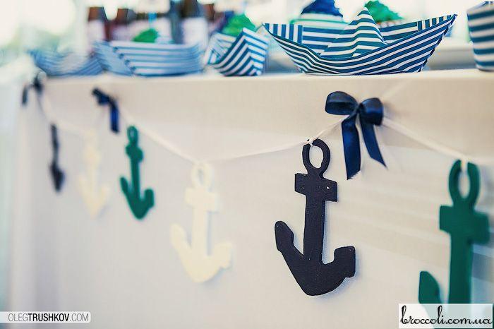 оформление президиума на свадьбу в морском стиле: 20 тыс изображений найдено в…