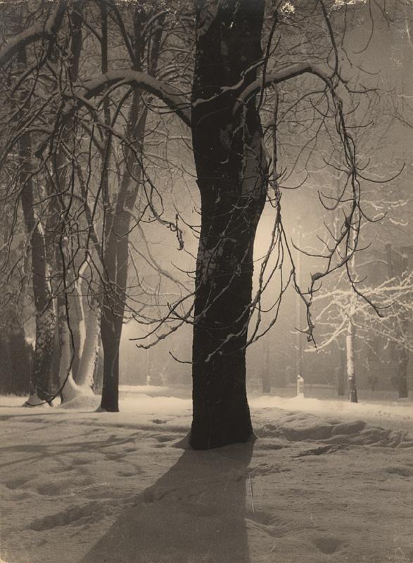 Web umenia | Ján Halaša - Večer v parku