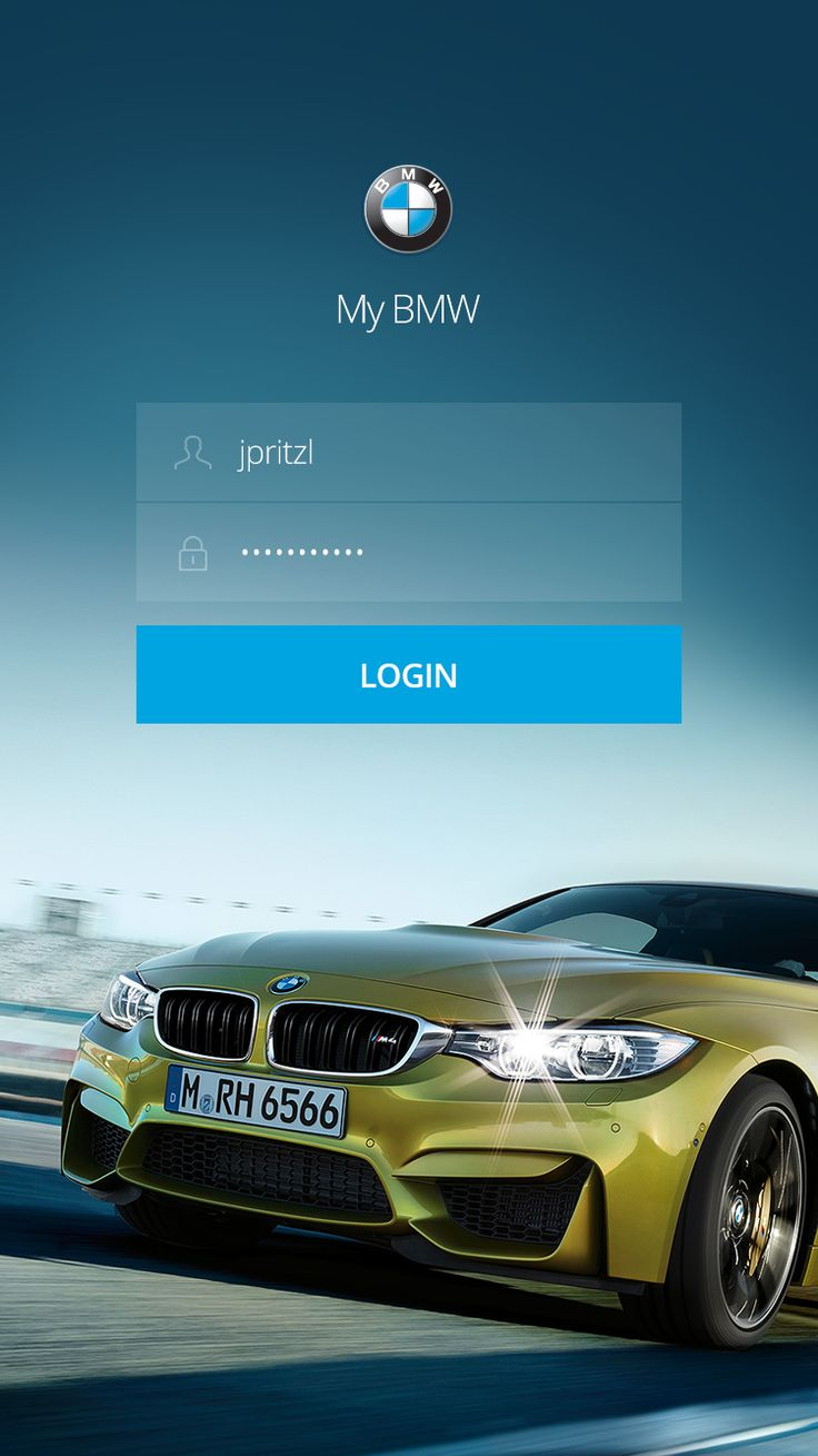Bmw-remote-login