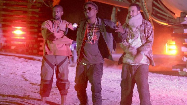 Kanye West and Nas help French Montana Figure It Out in new video Newswire: Kanye West and Nas help French Montana Figure It Out in new video        The number of ones problems has always been at least as far back as 1997 directly proportional to how much money one has. This continues to be the case for rappers like French Montana who has recruited Kanye West and Nas to help him Figure It Out in the video for his latest song. The three millionaires (were guessing) take turns bemoaning their…