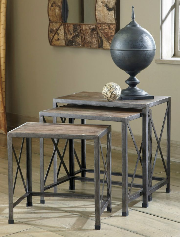 Nesting Side Table Design Ideas #nestingsidetables Side Tables  #moderndesign Living Room Design #modernlivingroom Part 70