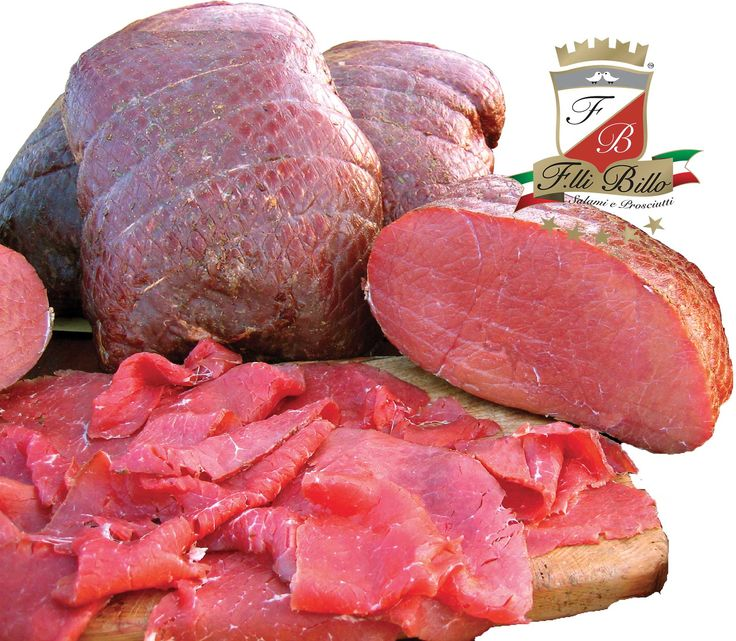 Bresaola Tirolese - Beef bresaola