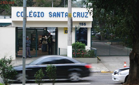 Em carta, alunos do Santa Cruz rebatem professores sobre reforma
