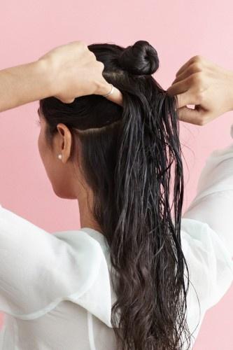 Marvelous 1000 Ideas About Wet Hair Overnight On Pinterest Short Hair Short Hairstyles Gunalazisus