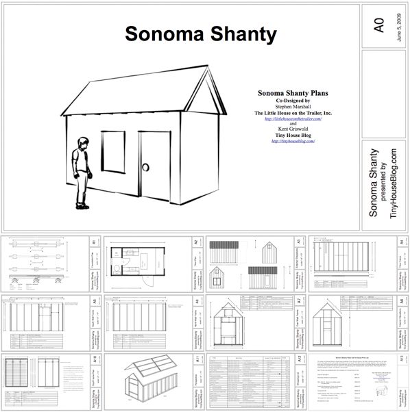 Tiny House Plans 27