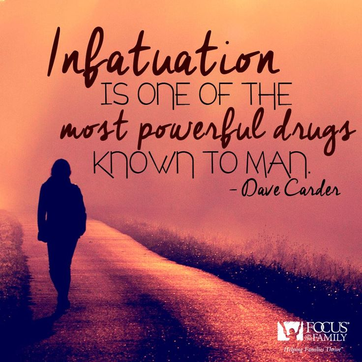 Infatuation: foolish or all absorbing passion or an instance of this. Synonyms: crush, fascination, obsession.