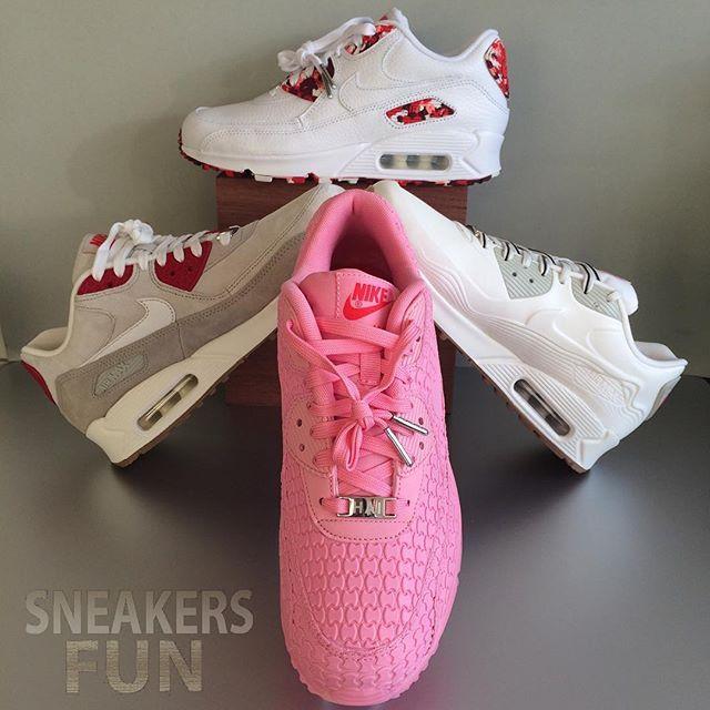 Nike AM90 Sweet Schemes City Pack  #klekt #elegance #grazia #elle #instyle #glamour #fashion #fashionblogger #nl #de #musthave #solecollector #nikewomen #am90 #airmax #schoenenverslaafd