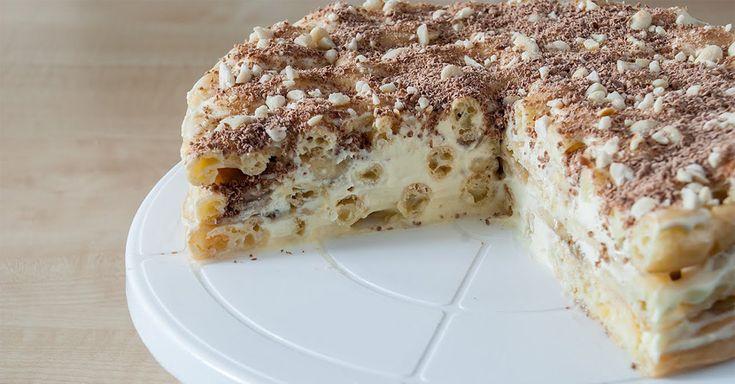 Торт-эклер: самый вкусный и легкий в приготовлении — I Love Hobby — Лучшие мастер-классы со всего мира!