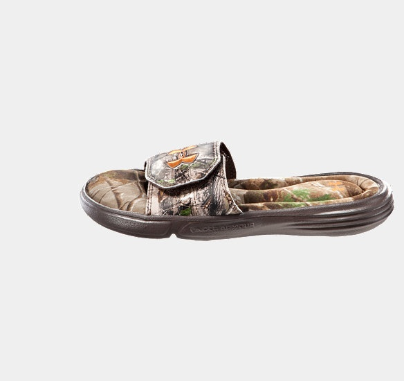 7fb955277d1d Yep! Camo Under Armour Slides