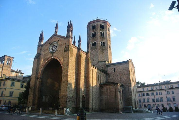Piacenza Sant'Antonino Church