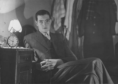 Julio Cortázar, Buenos Aires, 1940.
