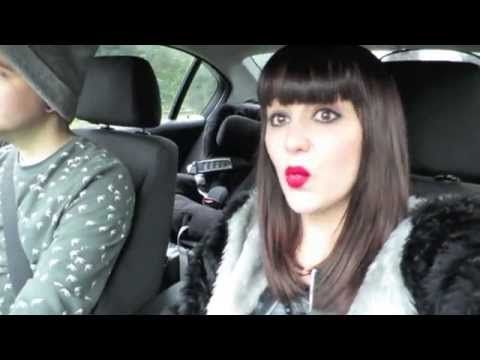 Hot Chocolate & Searching For Santa | Jade Larrah - YouTube