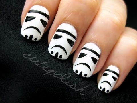 Storm trooper nails!